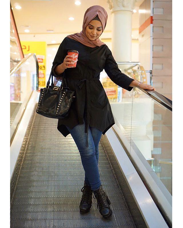 اختياراتي للصيف من شي ان احكولي شو أكتر واحد عجبكم 1 2 3 4 لاحظو انو كل القطع اللي أخترتها بتن Street Hijab Fashion Muslimah Fashion Hijab Fashion