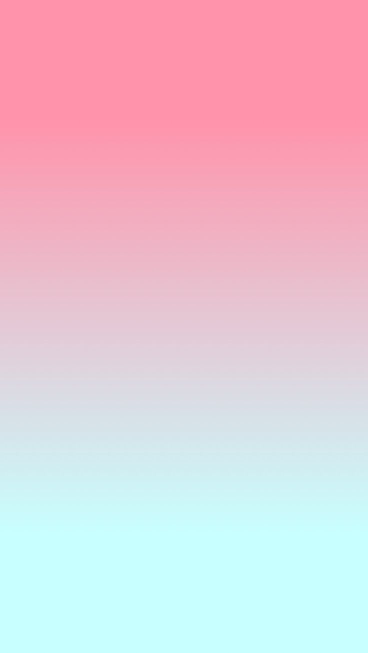 Pastel Pink aqua blue ombre iphone wallpaper phone background lock screen