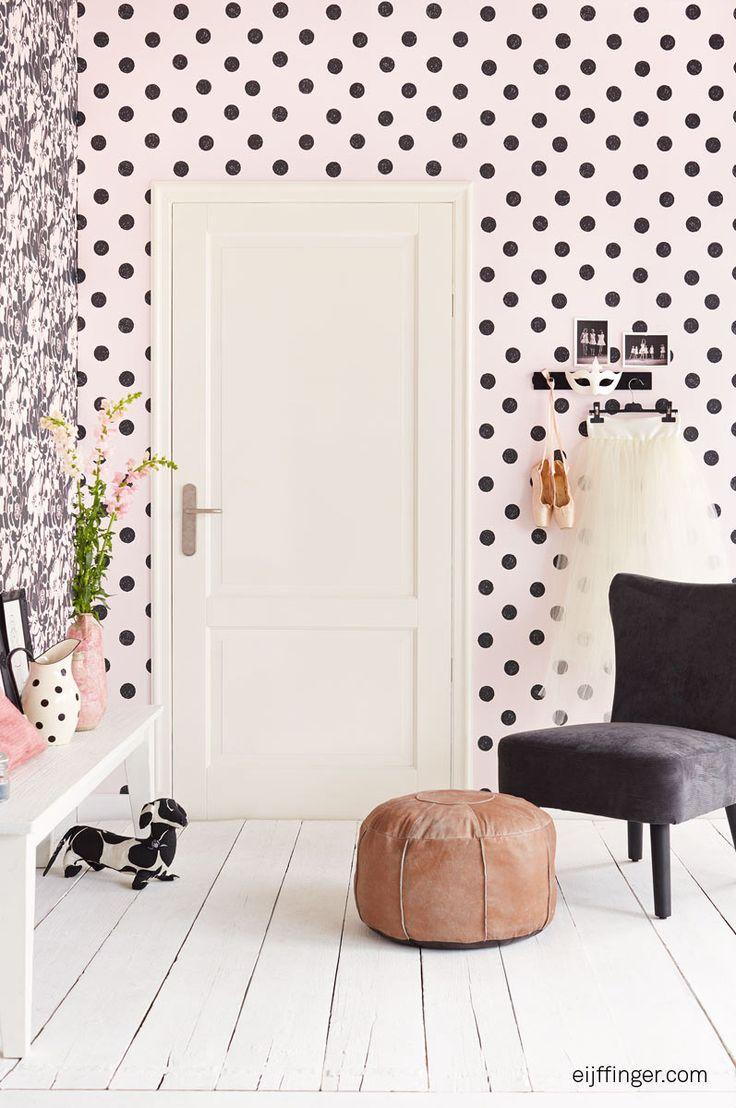 Dit Eijffinger behang is te koop bij Kok Wonen en Lifestyle. www.kokwonenenlifestyle.nl