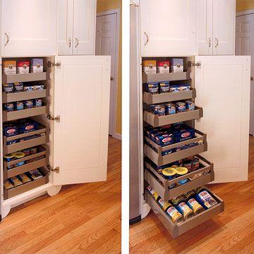 115 Best Kitchen Storage Ideas Images On Pinterest