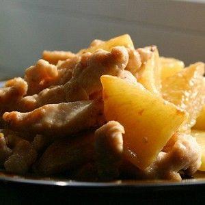 Индейка с ананасом рецепт – низкокалорийная еда: основные блюда. «Афиша-Еда»