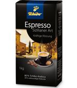 Espresso Sizilianer Art - Ganze Bohne