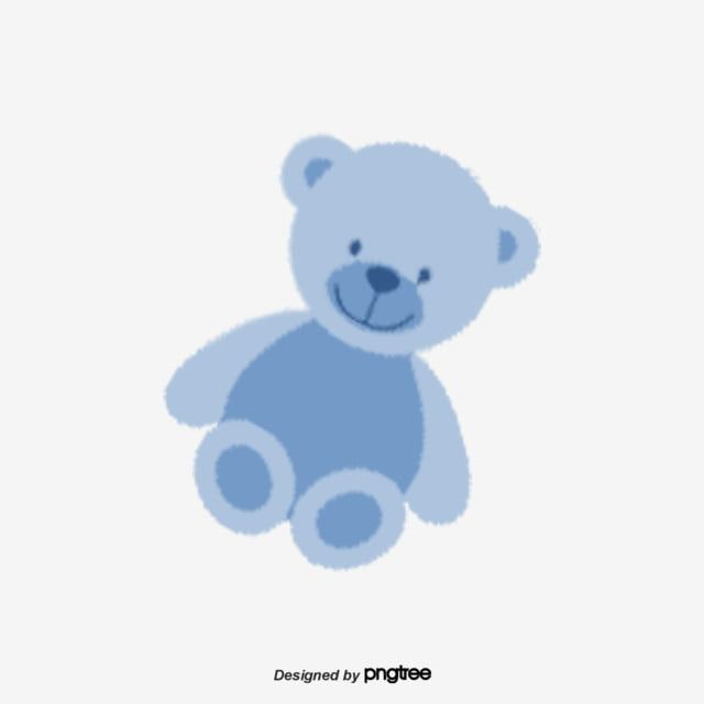 Cartoon Blue Plush Teddy Bear Teddy Bear Clipart Element Cartoon Png Transparent Clipart Image And Psd File For Free Download In 2021 Teddy Bear Clipart Bear Illustration Cartoons Png