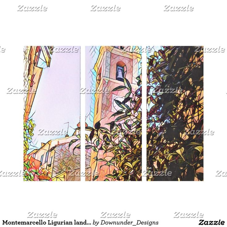 Montemarcello Ligurian landscape