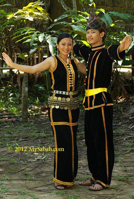 The Sumazau Dance The Popular Kadazandusun Dance From