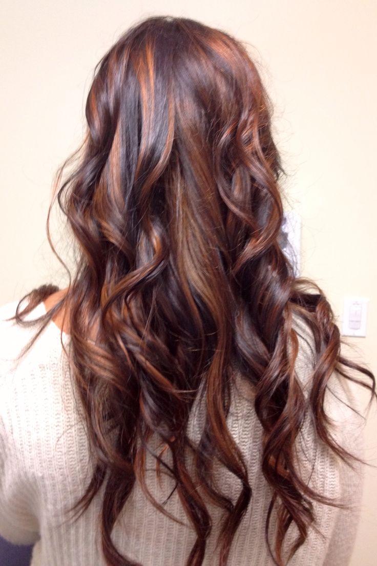 hair foils ideas