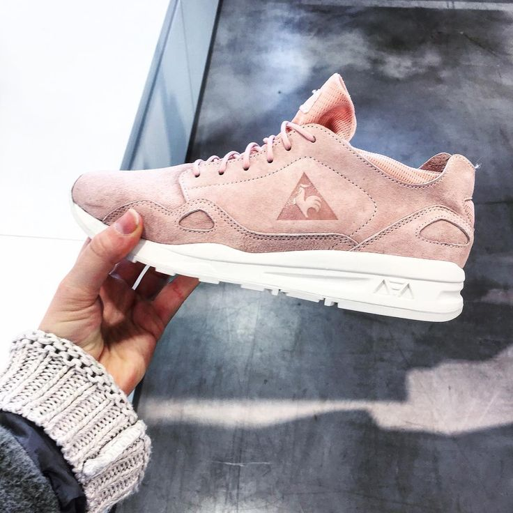 Le Coq Sportif CL Sneakers Instagram @perrineponcet