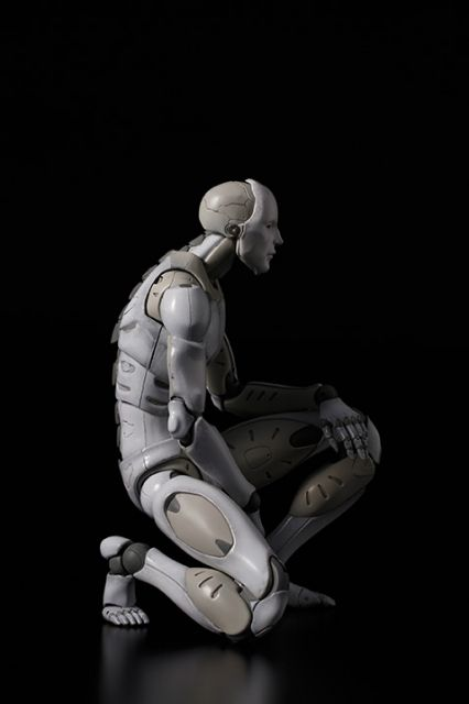 Toa Heavy Industries 1 6 Scale Synthetic Human Test Body