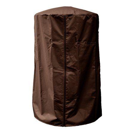 Hiland Heavy-Duty Tabletop Patio Heater Cover, Mocha, Brown