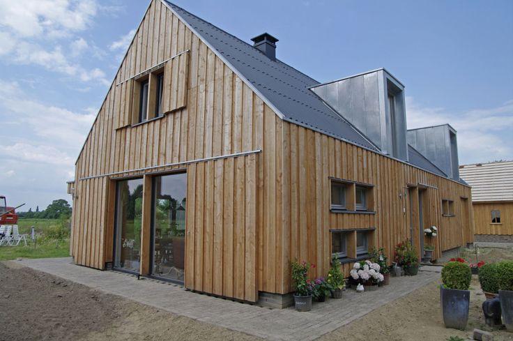 Nieuwbouw vrijstaande woning (schuurwoning) te Voorst | Dijkhof Bouw
