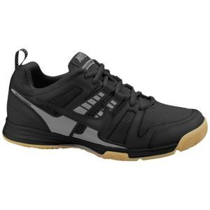Nike Multicourt 10 - Women's - Volleyball - Shoes - Black/Metallic Cool Grey