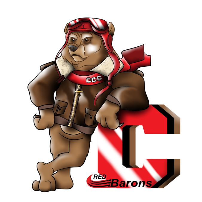 Mascot for Corning Community College by Get'n Graphic