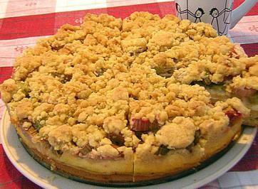 Rezept: Allerbester Rhabarberkuchen♥ Bild Nr. 6