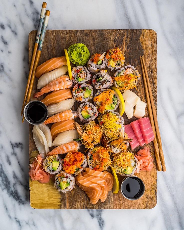 Treat yourself to some snacks! http://amzn.to/2oEqnkm I can't wait for tomorrow night. I'm ordering so much sushi!