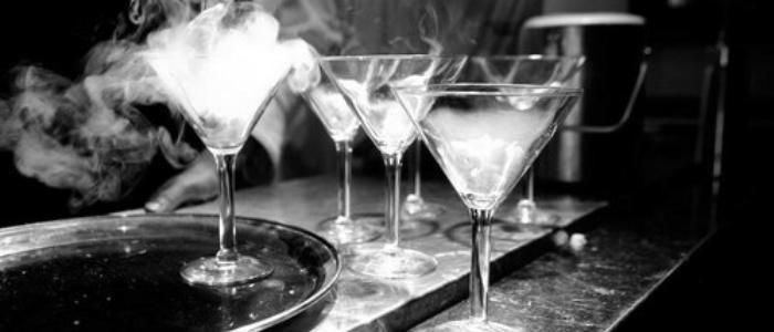 Hire cocktail glasses in Brighton www.hireabarman.com