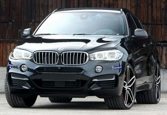 2018 BMW X6 M50d Review