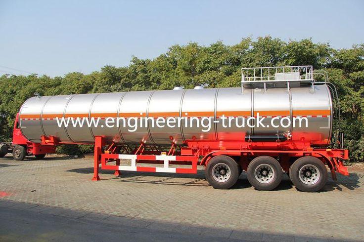 O nível C2 dos equipamentos de armazenagem e transporte de gás liquefeito são utilizados principalmente para o armazenamento e transporte de gás propano (GLP), metano (GNL), de propileno, óxido de etileno, óxido de propileno, butadieno, tal como um camião tanque especial. Web: http://www.engineering-truck.com.br/product/tank-vehiclec2-83.html Email: info@engineering-truck.com Tel: 0086-0571-83696958