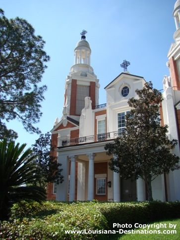 St. Peter's Catholic Church, New Iberia, Louisiana