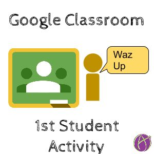 Google Classroom: What do Kids do First? | Teacher Tech