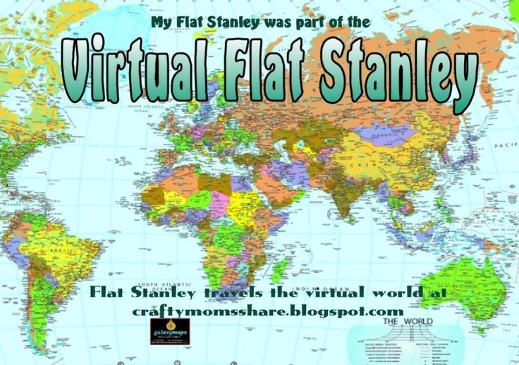 Virtual Flat Stanley