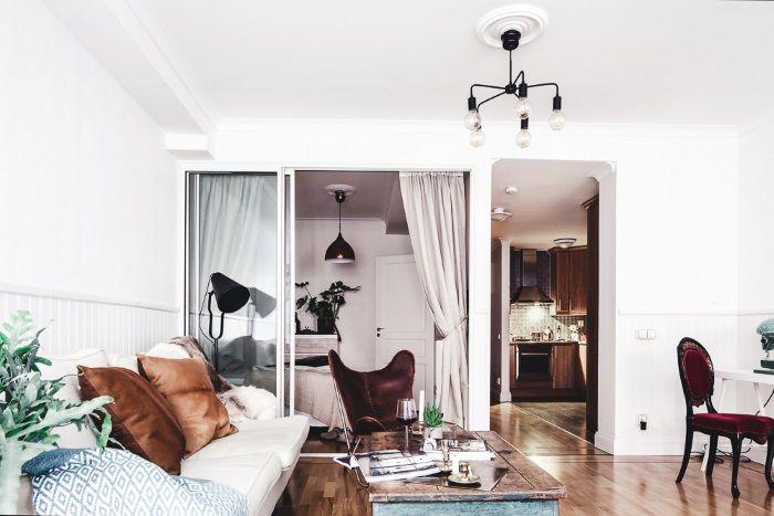 Kolme kotia- Three Homes  Päivän koteja ovat skandinaaviseen tyyliin sisustettu koti Australiassa, myytävänä oleva pieni koti Tukholmassa ...