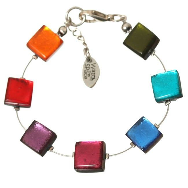 A bright necklace by Watch this Space
