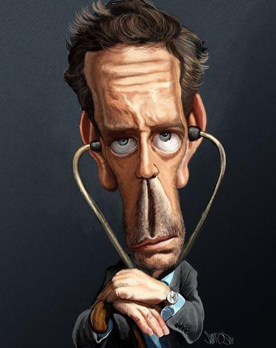 Drawings of Famous People | ... une belle série de caricatures de nos célébrités préférées
