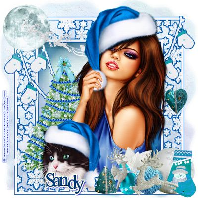 MI RINCÓN GÓTICO: CT for Laguna & CT for Sandy Designs, *Christmas Moment*