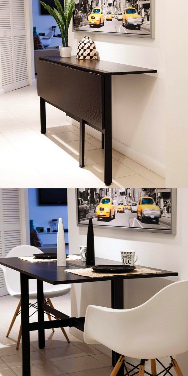 Extendable Dining Tables For Small Spaces