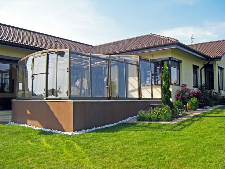 Retractable swimming pool enclosure vision pool pinterest pool enclosures and swimming Retractable swimming pool enclosures