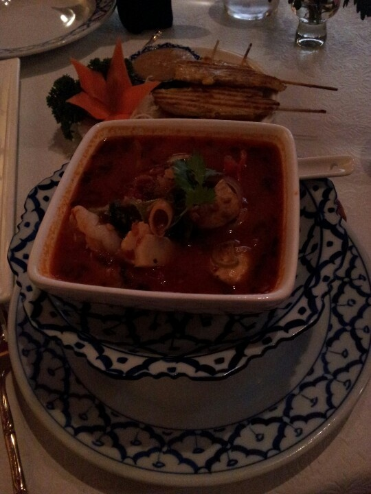 Kai Tom Yum @ Blue Elephant