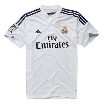 Nueva Camiseta del Real Madrid2014 2015 Camisetas, Camisetas