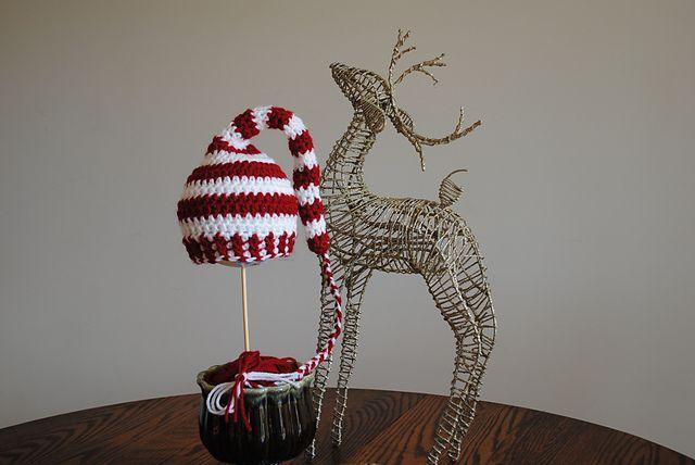 Free Pattern. Ravelry: The Trendy Elf pattern by Lorene Haythorn Eppolite- Cre8tion Crochet
