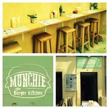 Munchie - The Burger Kitchen | Oporto, Portugal