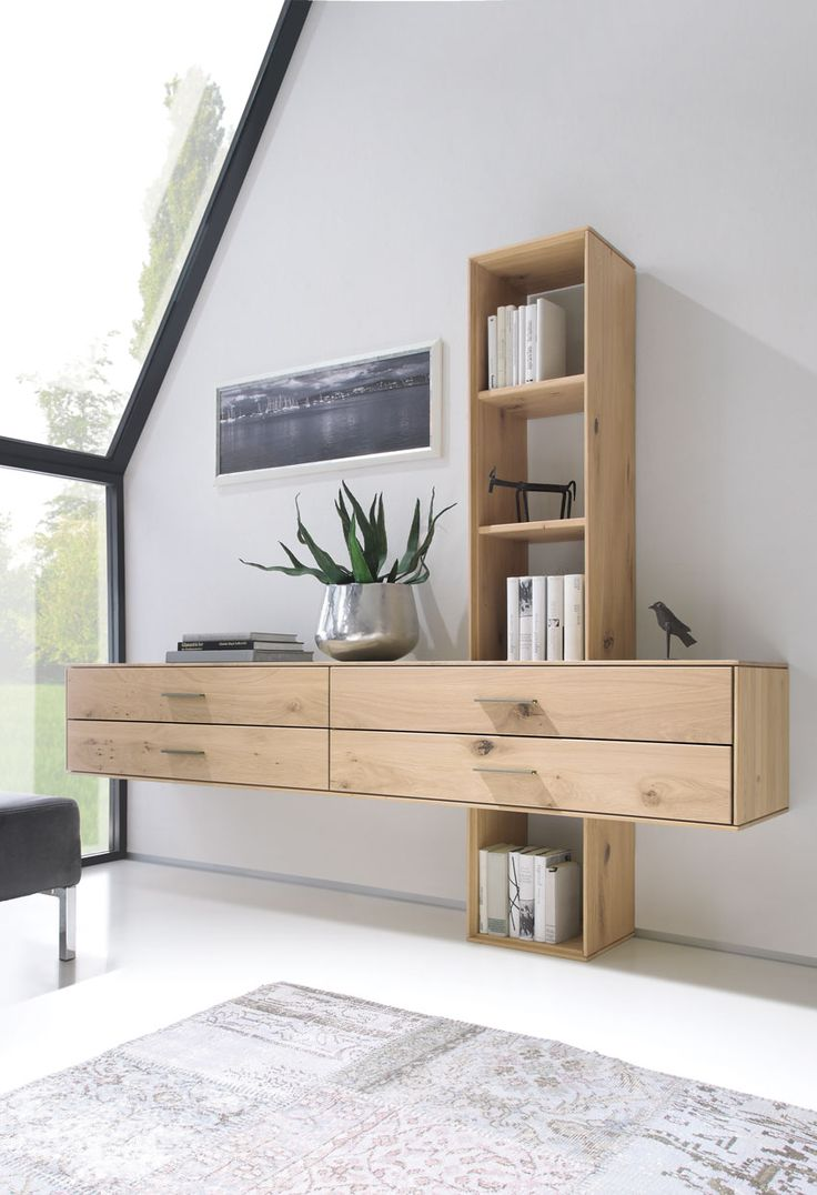 Large selection of Wall units from Germany. Quality furniture. ☕ Style and comfort in your living room.