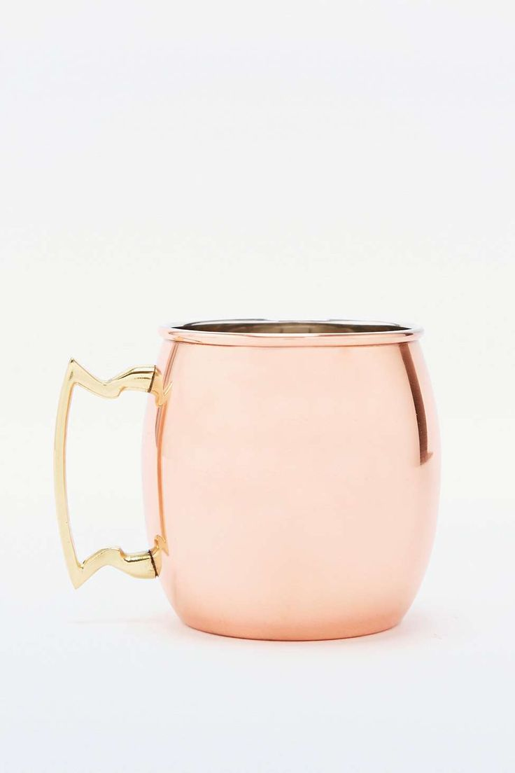 Old Kentucky Moscow Mule Mug in Copper