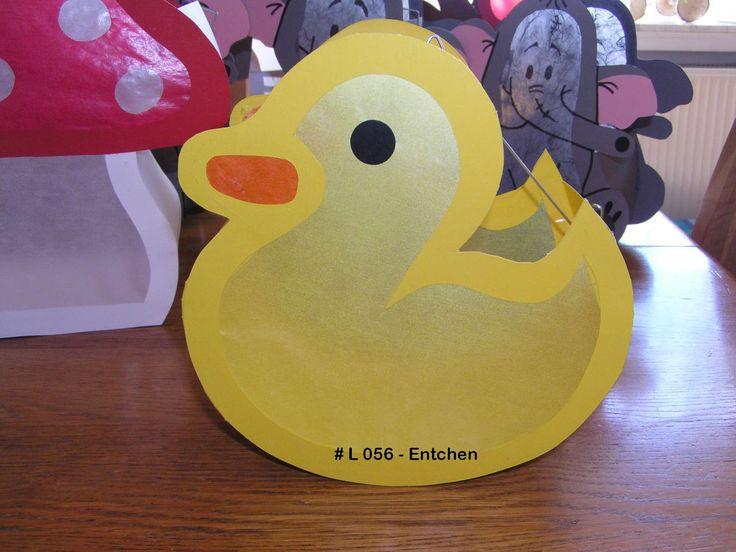 Entscheidung ist gefallen: 2013 wird es eine Enten-Laterne geben