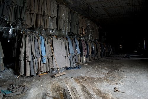 clothes factory: Abandoned Lebow, Factories Baltimore, Abandoned Clothing, Abandoned Buildings, Men Suits, Lebow Clothing, Clothing Factories, Baltimore Building, Abandoned Places