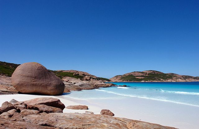 Lucky Bay South Australia