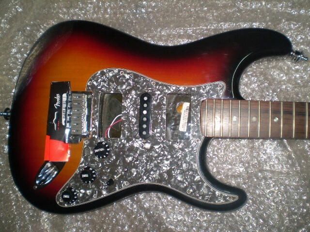 2004 USA Deluxe Fender Project Stage