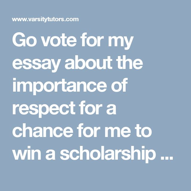 d day essay scholarship