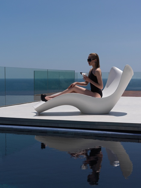 Surf collection by Karim Rashid. #fauteuil #transat