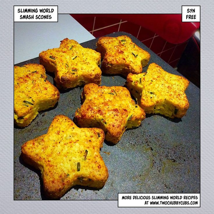 These cheesy smash scones are a quick snack idea - you'll need to decide where you sit with Slimming World's policy on tweaking, but these are worth it! Remember, at www.twochubbycubs.com we post a new Slimming World recipe nearly every day. Our aim is good food, low in syns and served with enough laughs to make this dieting business worthwhile. Please share our recipes far and wide! We've also got a facebook group at www.facebook.com/twochubbycubs - enjoy!