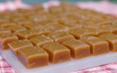 Cannabis Caramels Perfect little treat that packs a punch! This sweet and delicious cannabis caramels recipe is super duper easy… about 20 minutes. Ingredients: 1 cup cannabis butter 2 ¼ cup brown sugar dash of salt 1 cup light corn syrup 1 (14 oz.) can sweetened condensed milk 1 tsp. vanilla Directions: Melt butter; add brown sugar and salt. […]
