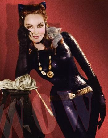 Catwoman Eartha Kitt Julie Newmar 23 best images about J...