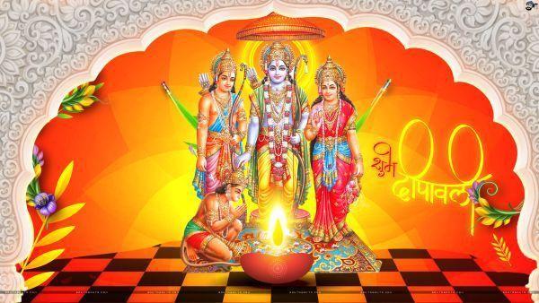 25 Beautiful Diwali Wallpapers