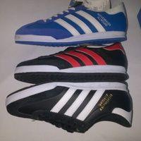 Sepatu adidas beckenbauer. Size 41-44, harga 230rb. Grade ori