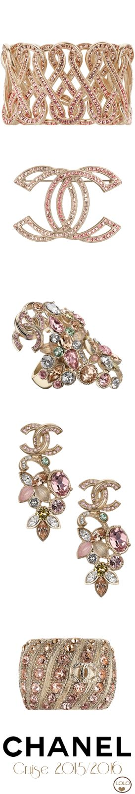 Chanel Cruise 2015/16 Jewelry Collection | LOLO❤