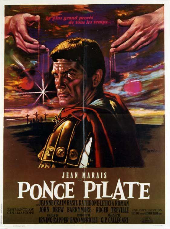 ponce pilate