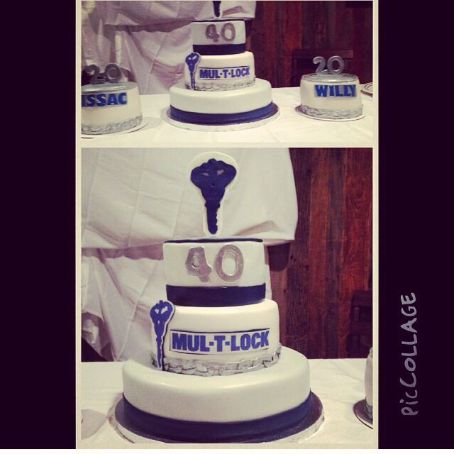 About 40th anniversary cakes on pinterest anniversary cakes wedding